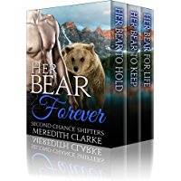 Her Bear Forever: Her Bear Complete Series: BBW Paranormal Shifter Romance (English Edition)