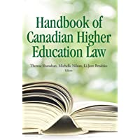 The Handbook of Canadian Higher Education Law