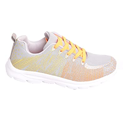 New Womens Chunky Lace Up Trainers Comfy Sports Running Ladies Shoes Sizes 3-8