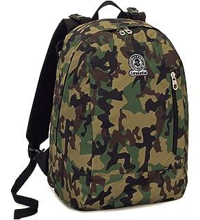 codice promozionale 5f818 9220d Zaino INVICTA - Wider Pack - Verde Militare - Tasca porta pc ...
