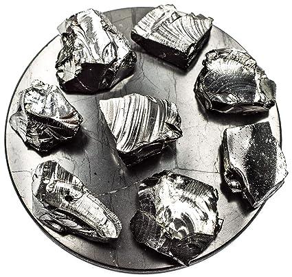 Karelian Heritage 450 grams Best Shungite Stones for Water