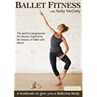 Ballet Fitness With Nicky Mcginty [DVD] [REINO UNIDO]