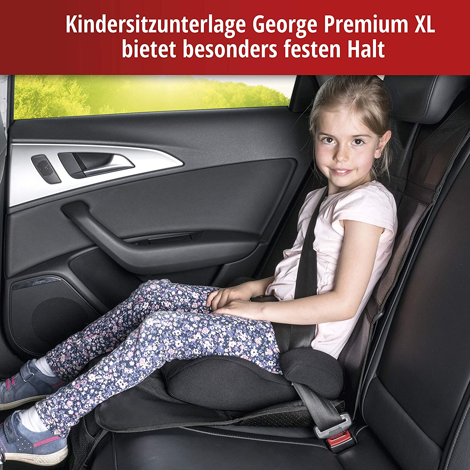 Walser 12457/ George XL Premium Car Seat