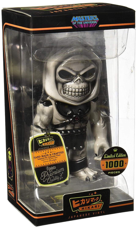 Masters of the Universe Funko - Hikari Grande figurine en vinyle: 15,2 cm Gris crâne Skeletor
