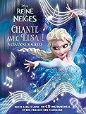 Reine des neiges, GRAND LIVRE CD+CHANSONS
