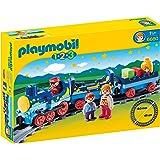 Playmobil - 6880 - Jeu - Train Etoile + Passagers