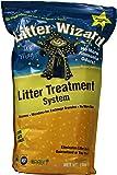 Litter Wizard System Cat Litter Box Deodorizer Granules, 8-Pound Bag