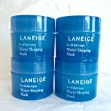 2015 New Version - Laneige Water Sleeping Mask 60ml (15ml X 4pcs)