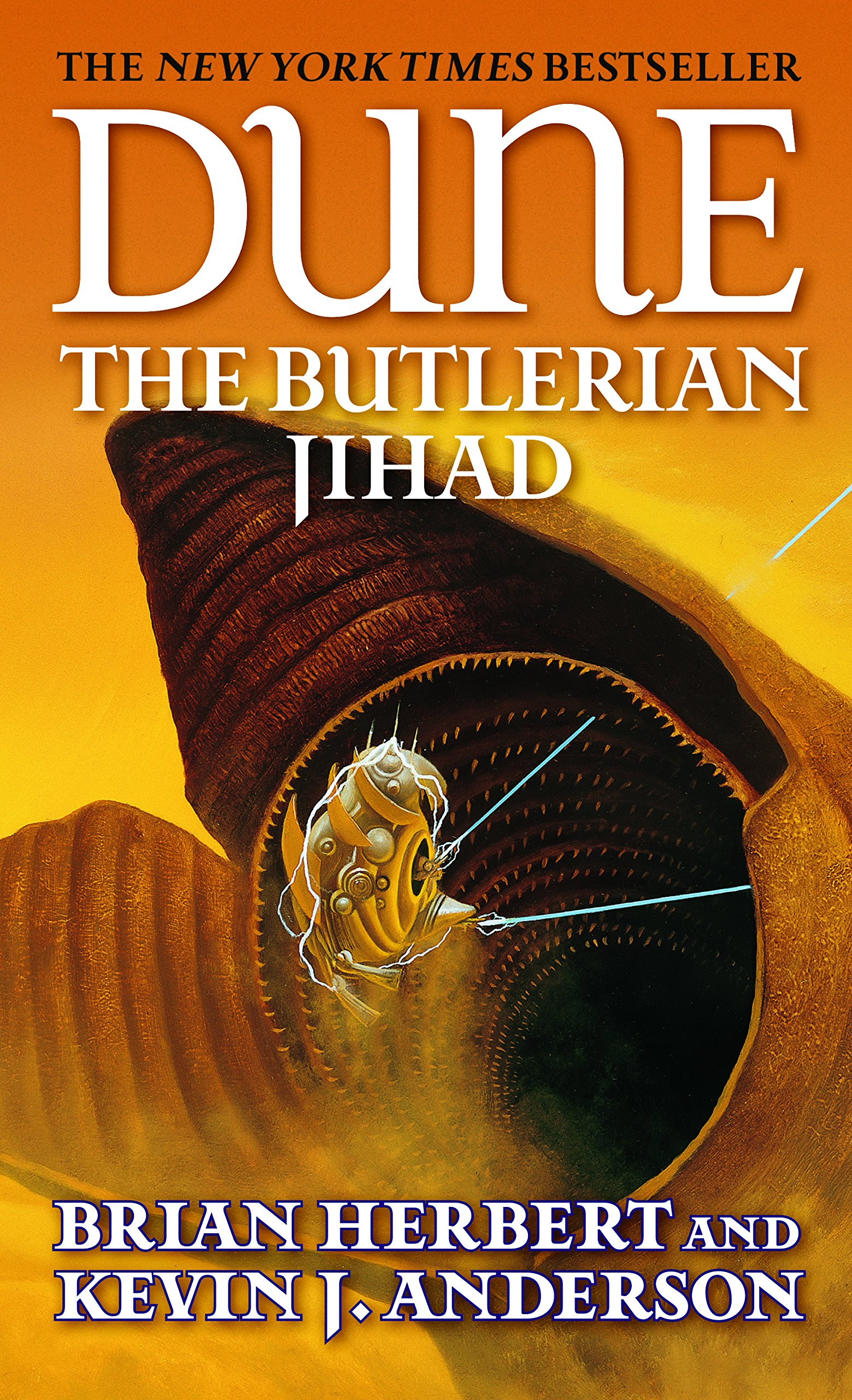 Amazon Com Dune The Butlerian Jihad Book One Of The Legends Of