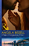 A Night, A Consequence, A Vow (Mills & Boon Modern) (Ruthless Billionaire Brothers, Book 1)