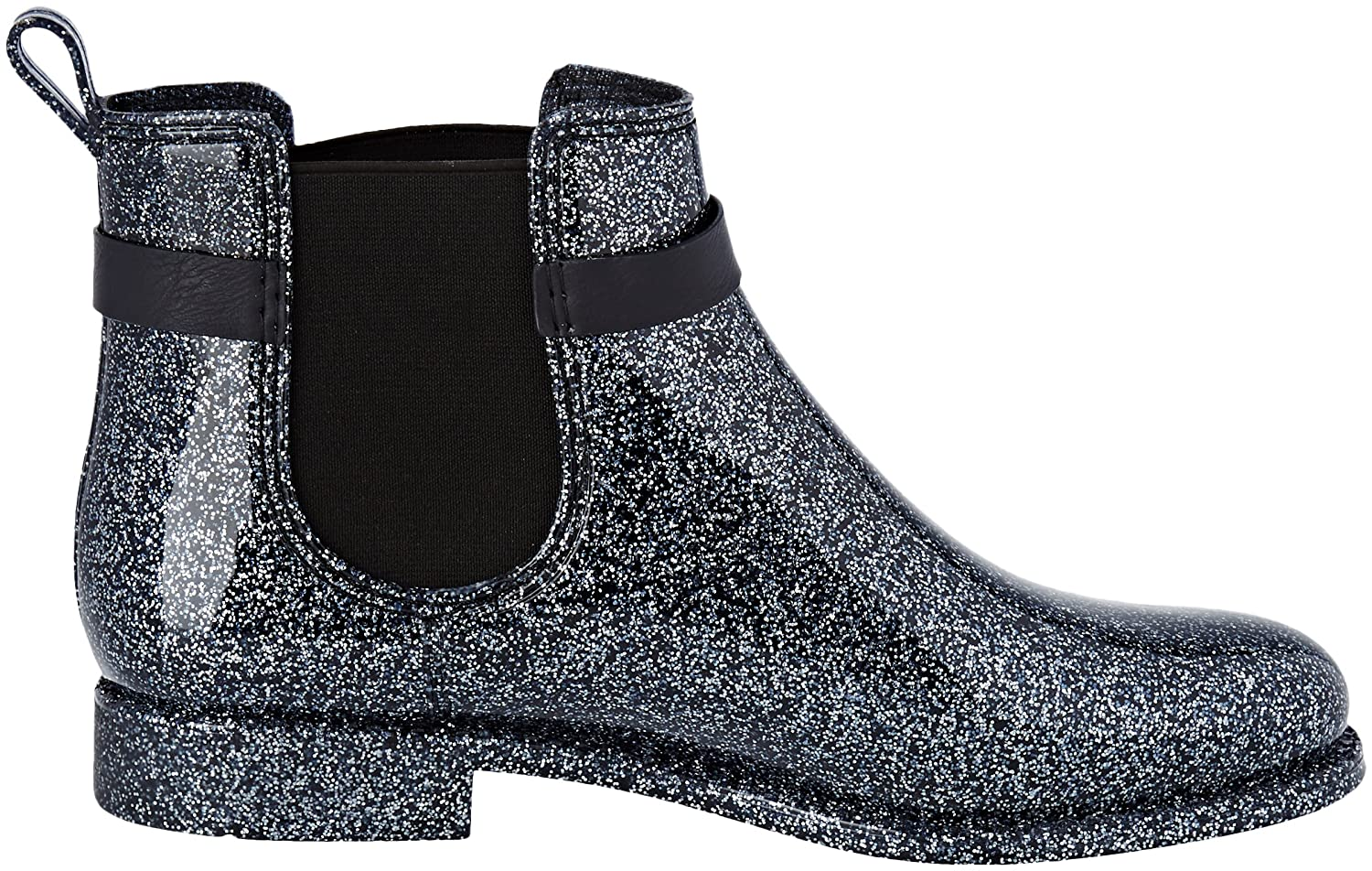 BE BE BE ONLY Damen Cristina Glitters Marine Chelsea Stiefel be3b79