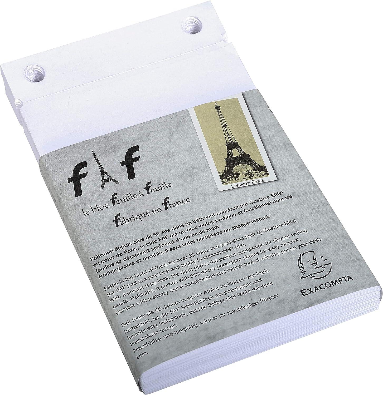 Boite de 5 Recharges Faf 16x10cm Ndeg.2 Uni
