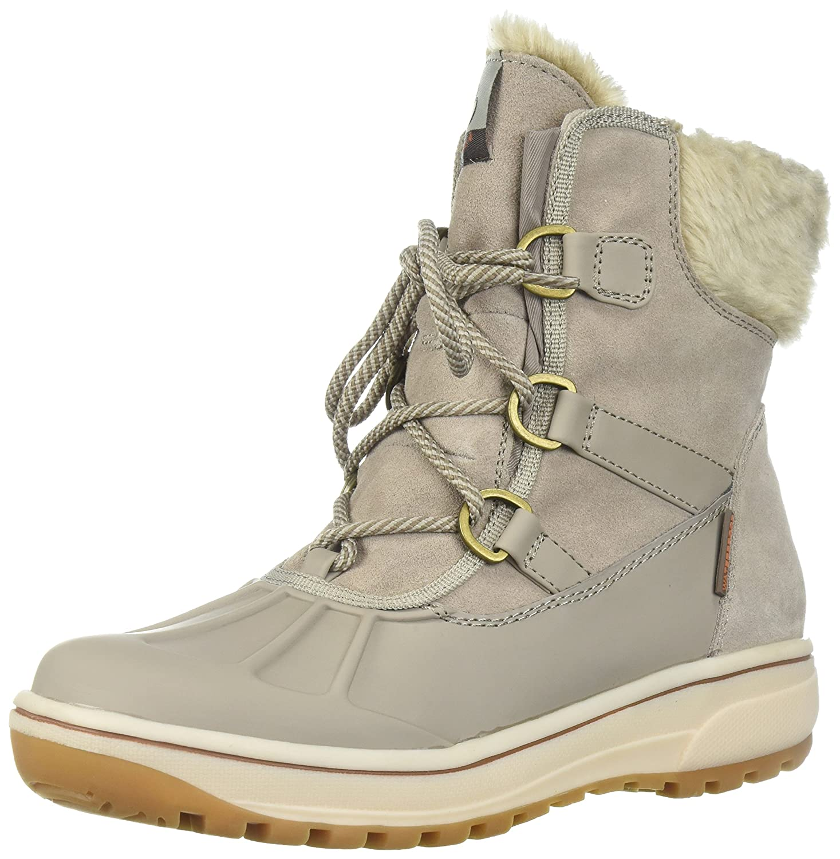 BareTraps Women's Danula Snow Boot B071NPSNQX 8 B(M) US|Taupe