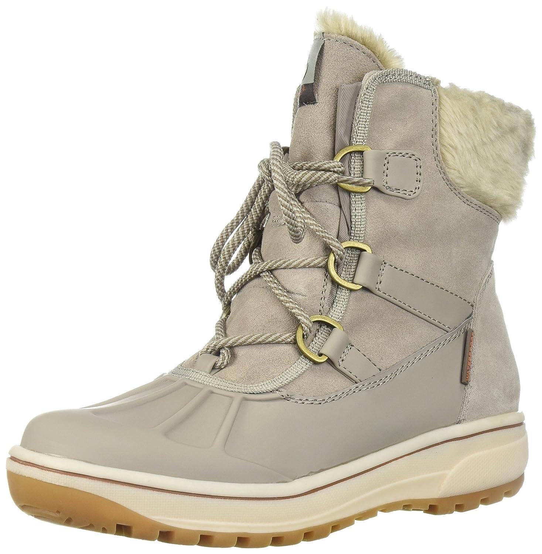 Bare Wetter Traps Frauen Pumps Rund Kaltes Wetter Bare Stiefel aaa358