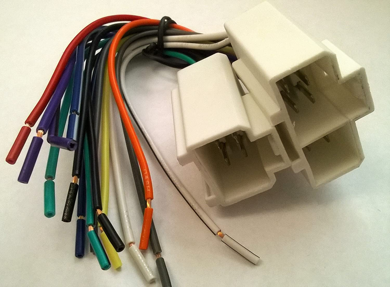 Stereo Wire Harness Nissan 300zx 90 91 92 93 94 Car Ddx512 Radio Wiring Installatio Automotive