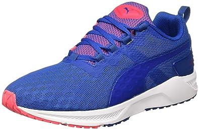 Puma Men s Ignite Xt V2 Mesh True Blue and Bright Plasma Multisport Training  Shoes - 6 2f28a2596