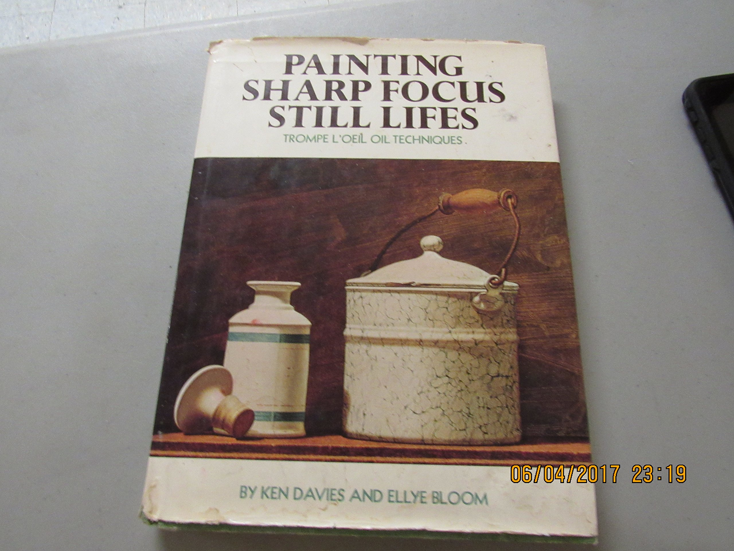 Painting Sharp Focus Still Lifes