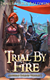 Trial by Fire: A LitRPG Dragonrider Adventure (Archemi Online Chronicles Book 2) (English Edition)