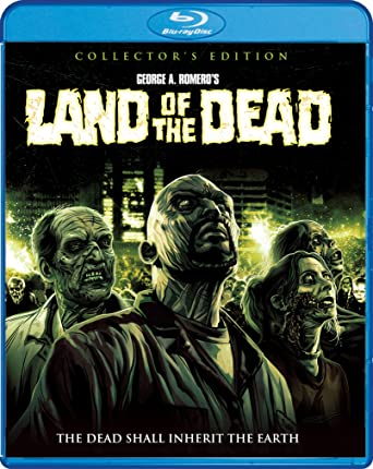 amazon co jp land of the dead blu ray import dvd ブルーレイ