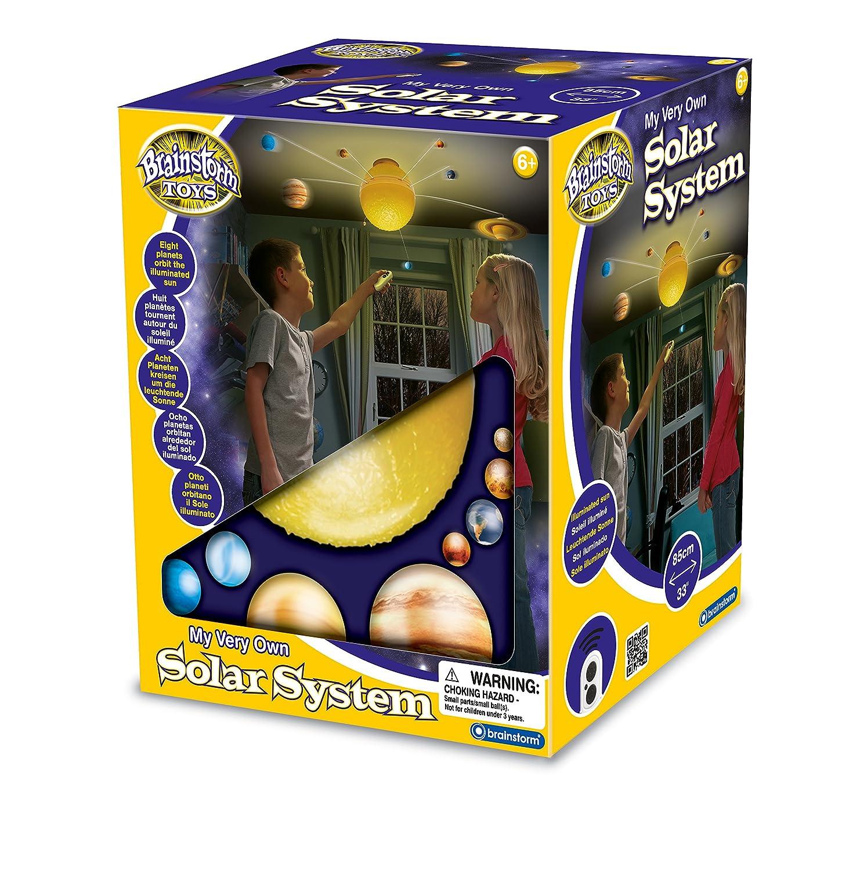 新しいスタイル Brainstorm Toys RC Solar Illuminated Solar System Brainstorm System B004S6QWIG, MEL ANGE -メルアンジュ-:ffcd8067 --- mrplusfm.net