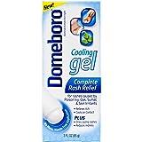 Domeboro Cooling Gel. Complete Skin Rash Relief 3oz