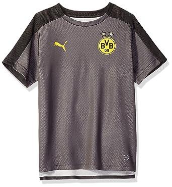 6a390ffd4 PUMA Men's BVB Stadium Jersey Jr Without Sponsor Logo at Amazon Men's  Clothing store: