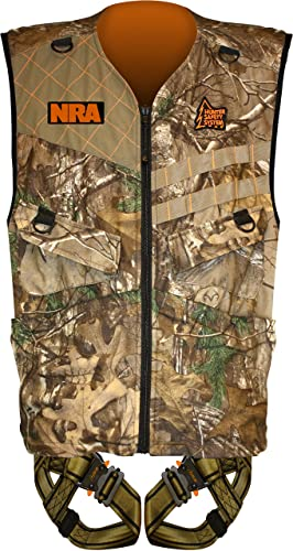 Hunter Safety System PATRIOT Harness, Reversible Vest
