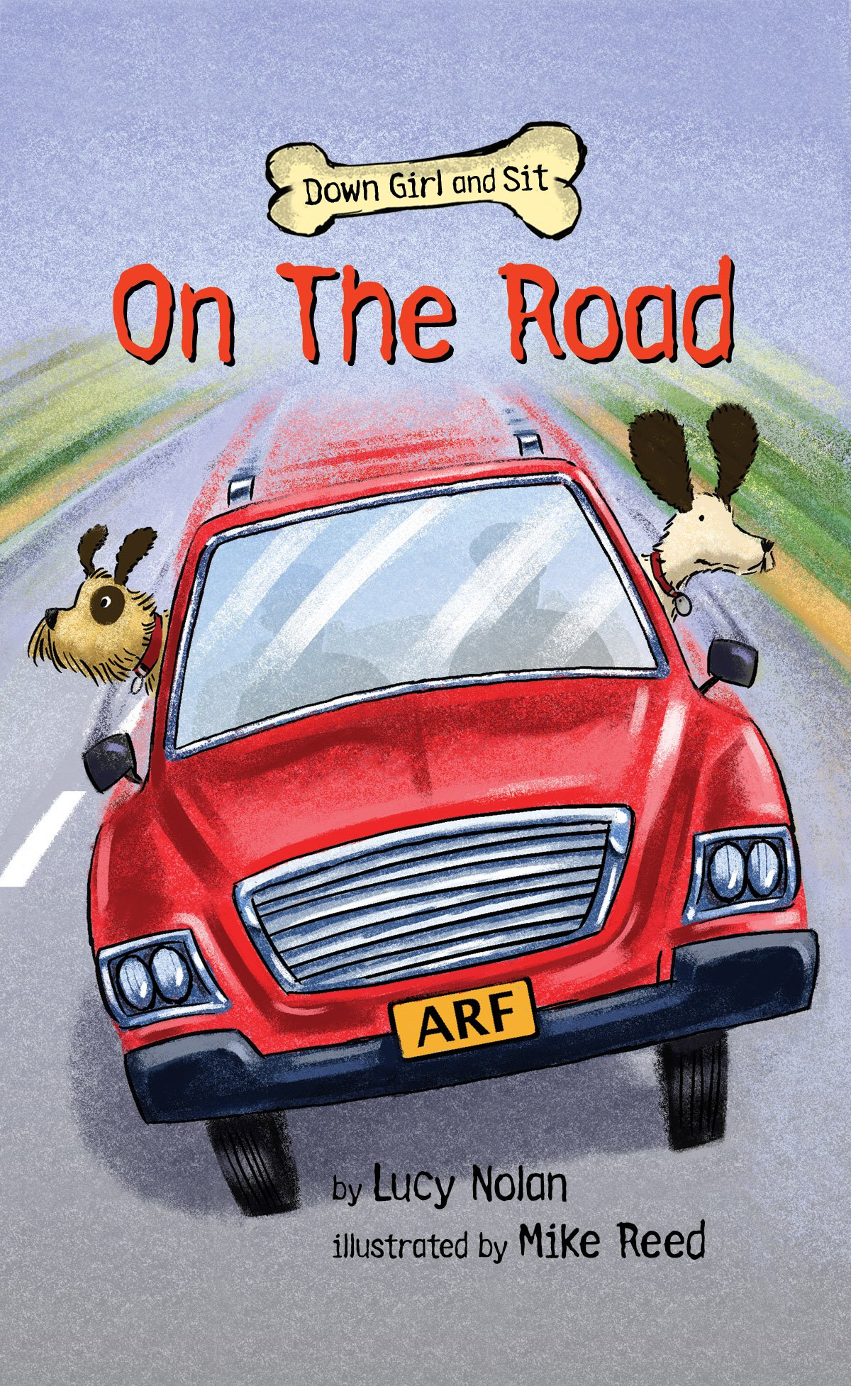 On the Road (Down Girl and Sit) pdf epub