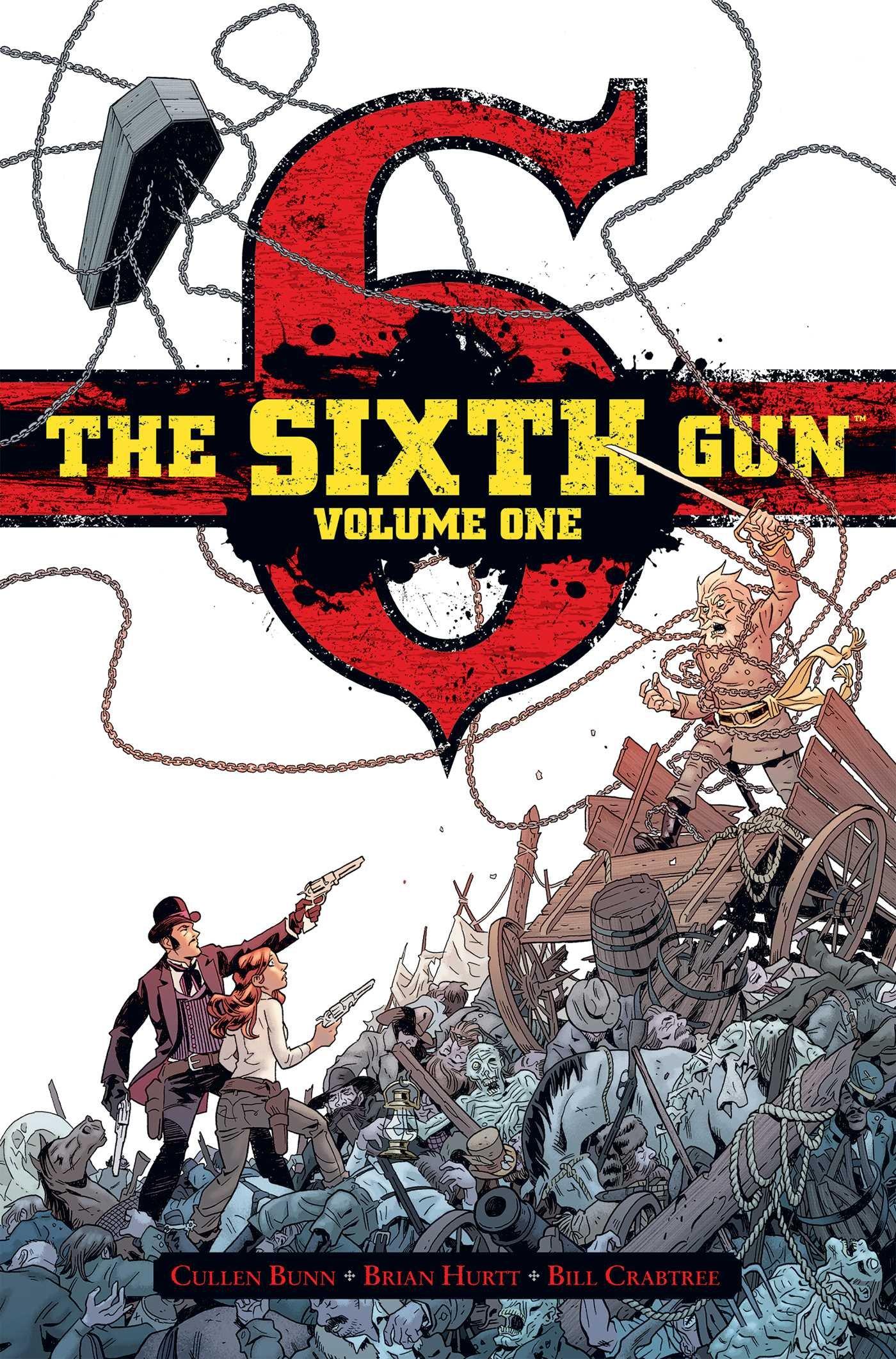 The Sixth Gun Vol. 1: Deluxe Edition