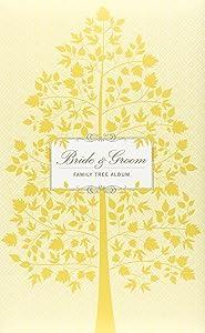 Bride & Groom Family Tree Album