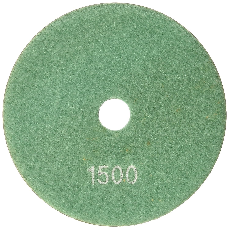 Light Green MK Diamond 155958 5-Inch 2000 Grit Premium Resin Polishing Disc