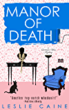 Manor of Death (A Domestic Bliss Mystery series Book 3)
