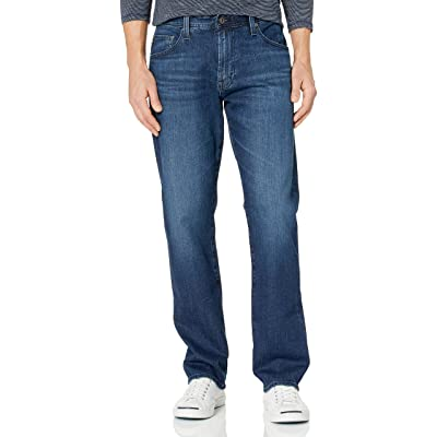 AG Adriano Goldschmied Men's The Graduate Tailored Leg Denim Jean, Jamestown, 34 X 32: Clothing