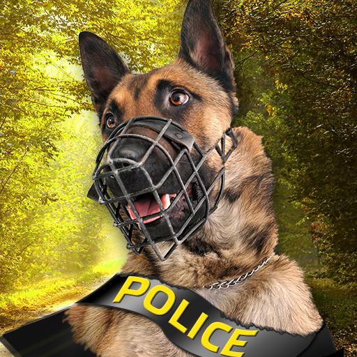 Chase Police: German Dog