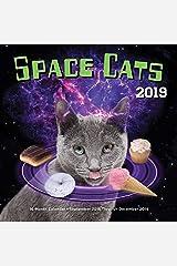 Space Cats 2019: 16-Month Calendar - September 2018 through December 2019 Calendar