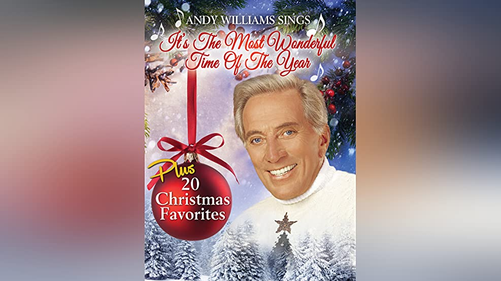 Andy Williams Sing: It's the Most Wonderful Time of the Year