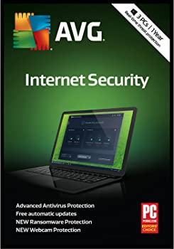 AVG Internet Security 2018, 1 PC / 1 Year