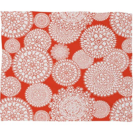 50 x 60 Deny Designs Heather Dutton Diamant Fleece Throw Blanket