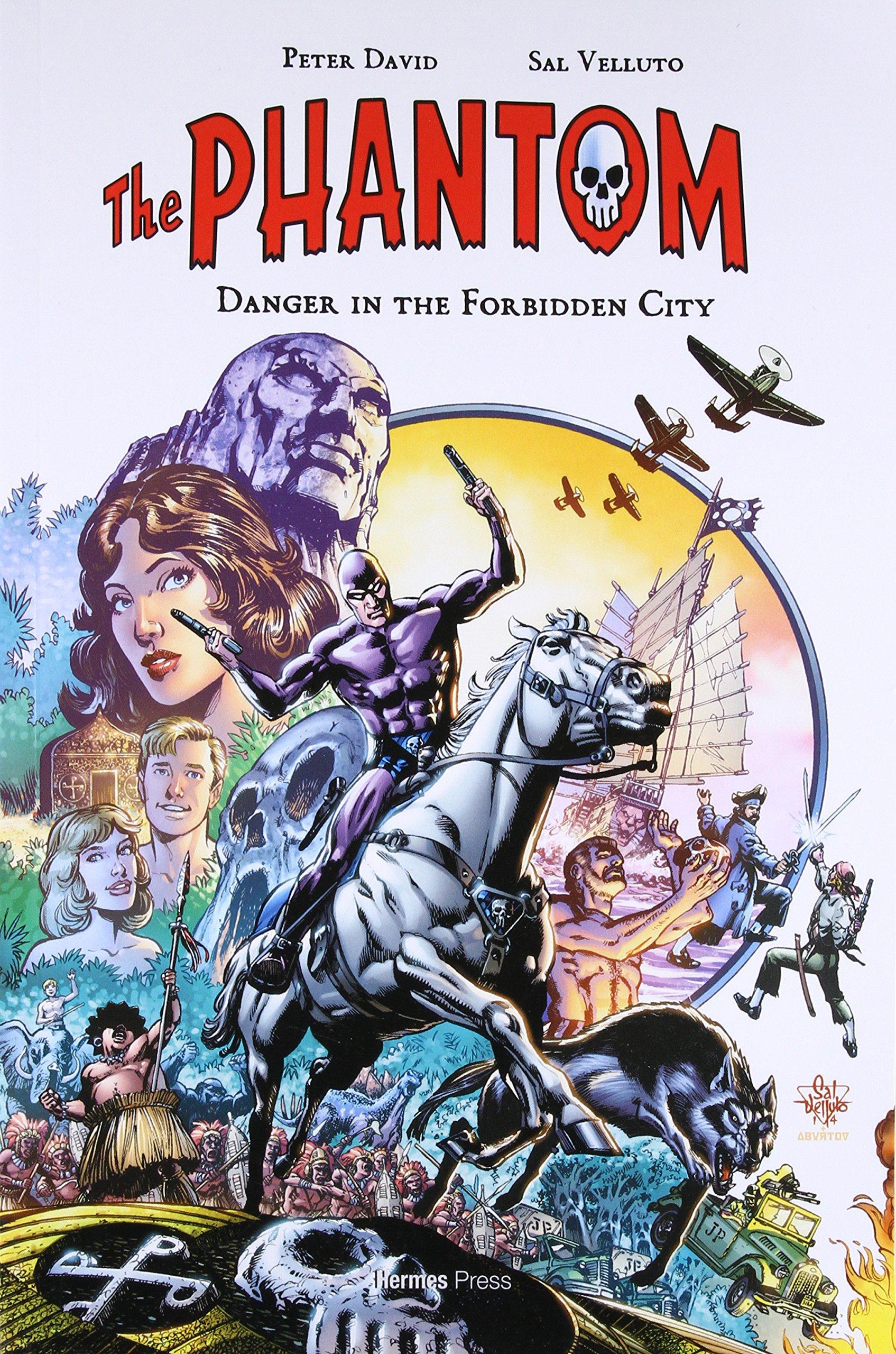 Download The Phantom: Danger in the Forbidden City ebook