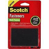 Scotch Multi-Purpose Fasteners, 2  x 3 Inches, 3 Sets per Pack (RF7051)