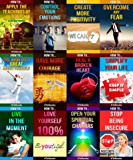 12 books in 1 - Happiness, Self-Esteem, Personal Growth, Stress Management, Self-Help, Mindfulness & Meditation, Body-Mind-Spirit, Motivational & Inspirational, ... How To Heal Yourself) (English Edition)