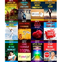 12 books in 1 - Happiness, Self-Esteem, Personal Growth, Stress Management, Self-Help, Mindfulness & Meditation, Body…