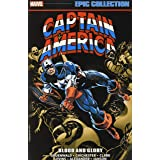 Captain America Epic Collection: Blood and Glory
