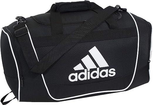 Amazon.com: adidas Unisex Defender II Medium Duffel Bag, Black, ONE SIZE: Clothing
