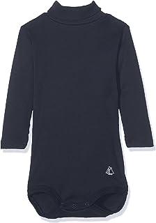 TiaoBug Bébé Garçon Fille Vêtement de Baptême Body Combinaison à ... 72f6558d46f