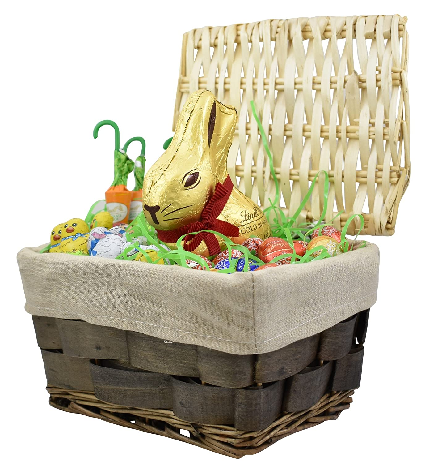 Amazon gift universe lindt easter gift basket lindt amazon gift universe lindt easter gift basket lindt easter gold bunny 7 ounce and lindt easter friends 35 pc grocery gourmet food negle Gallery
