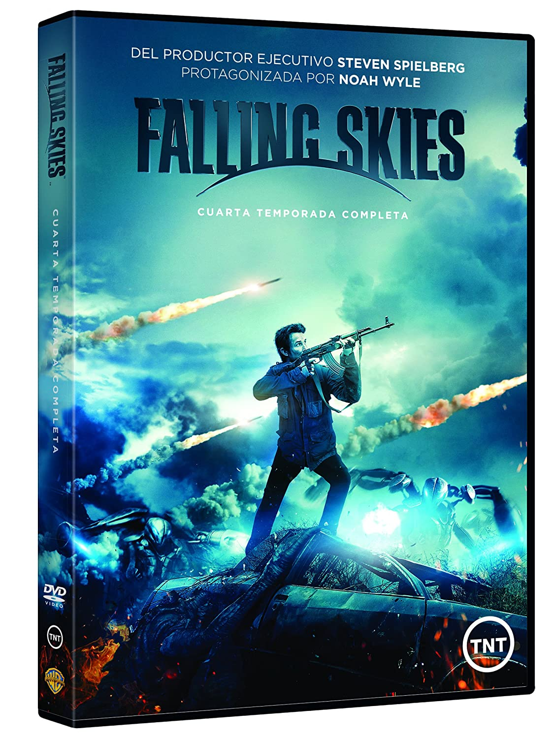 Untitled Alien Invasion Project Falling Skies, Spain Import, see ...