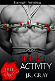 Illicit Activity (Bound Book 3)