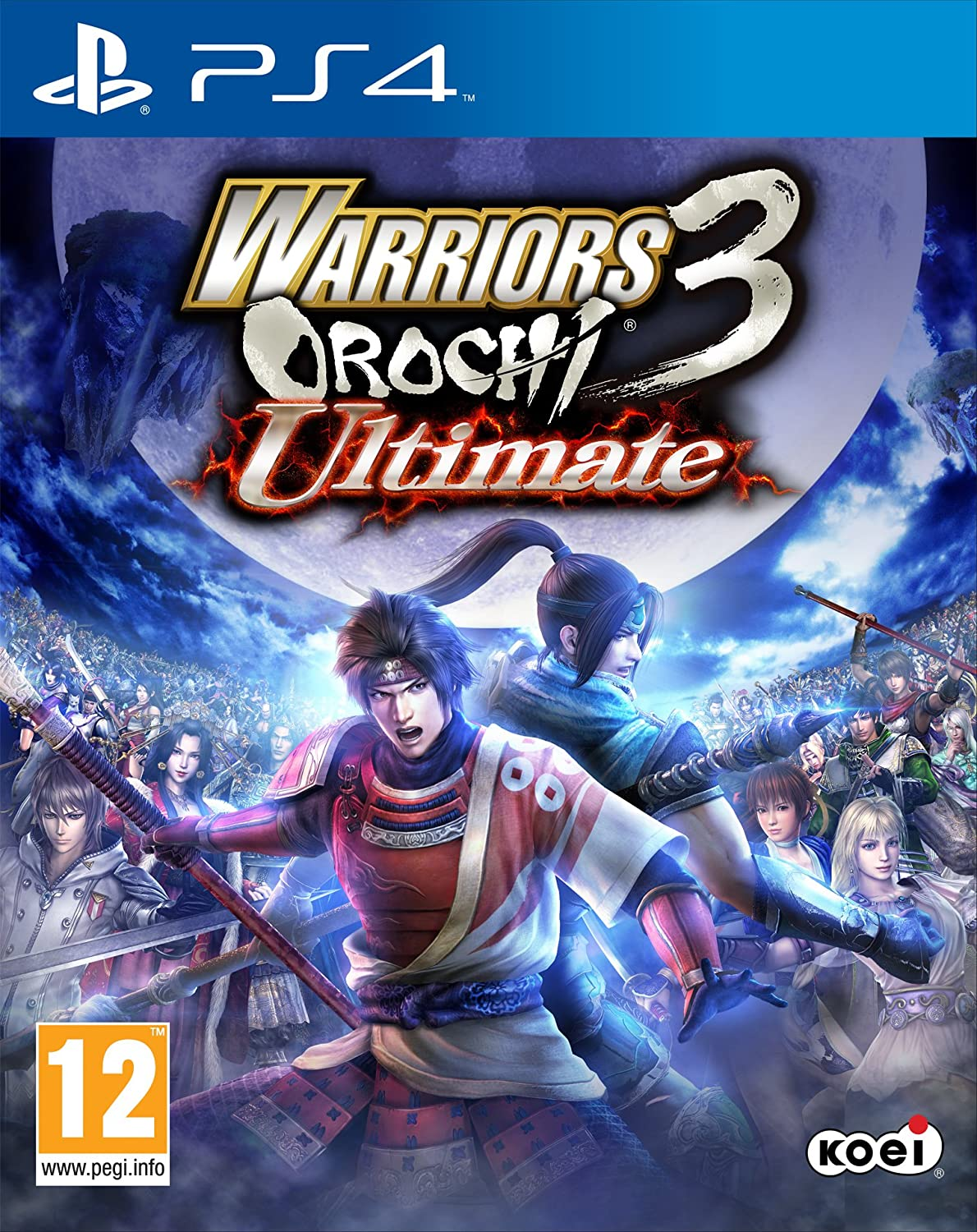 Amazon.com: Warriors Orochi 3 Ultimate /ps4: Video Games