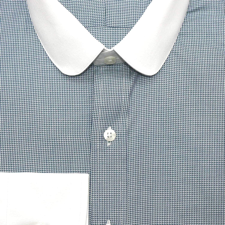 Peaky Blinders - Camisa de cuello de centavo, color gris ...